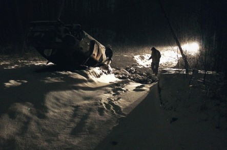 Snowy conditions in Ontario result in multiple accidents