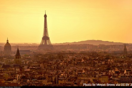 Paris, Beirut, and the West
