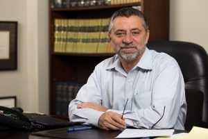 Personal injury lawyer, Antonio Azevedo