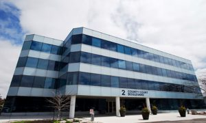 Consultation offices of personal injury lawyers Azevedo and Nelson in Brampton, Ontario.