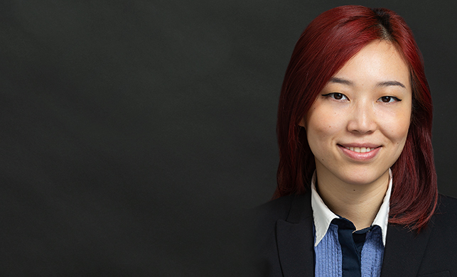 Larger profile picture of Toronto family law lawyer Annie Zhuang